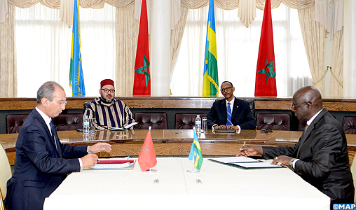Maroc-Rwanda-signature-conventions